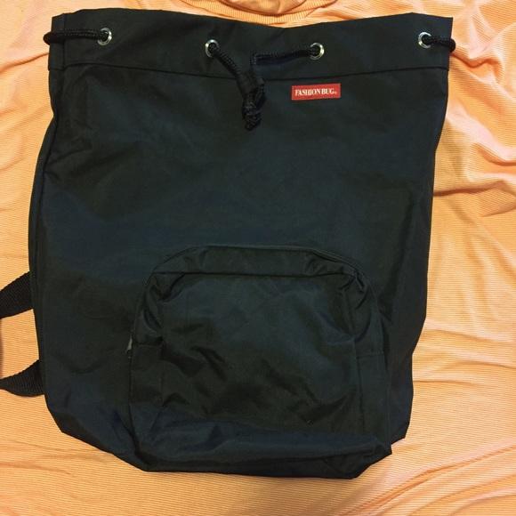 cdc188157140 Fashion Bug Handbags - Fashion Bug Draw String Backpack
