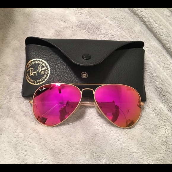 97662ef1cc4bc ... australia ray ban rb3025 pink magenta flash mirror 58mm 3df46 66e1b