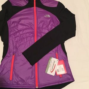 de2e37d1e26c order the north face jackets coats north face animagi running jacket in  pixie purple dbf87 49002