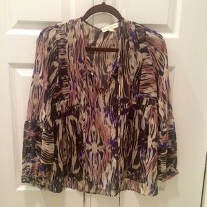 Urban Outfitters Multi colored blouse