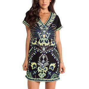Antik Batik Dresses & Skirts - ANTIK BATIK Mini Dress Intricate Gauze Shift Tunic