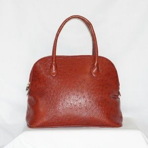 Handbags - Brown leather purse