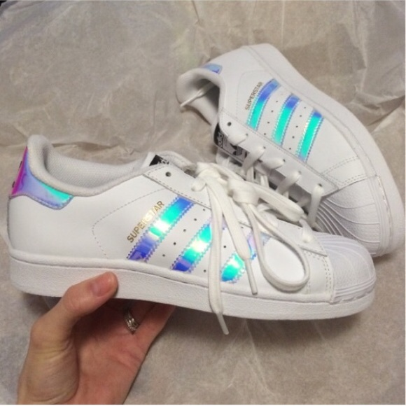 On Hold- Don't purchase Superstar Rainbow adidas