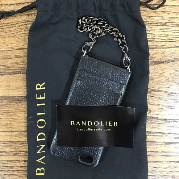 bandolier iphone 7 case