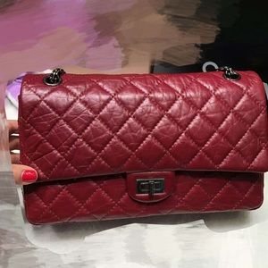 100% auth Chanel 226