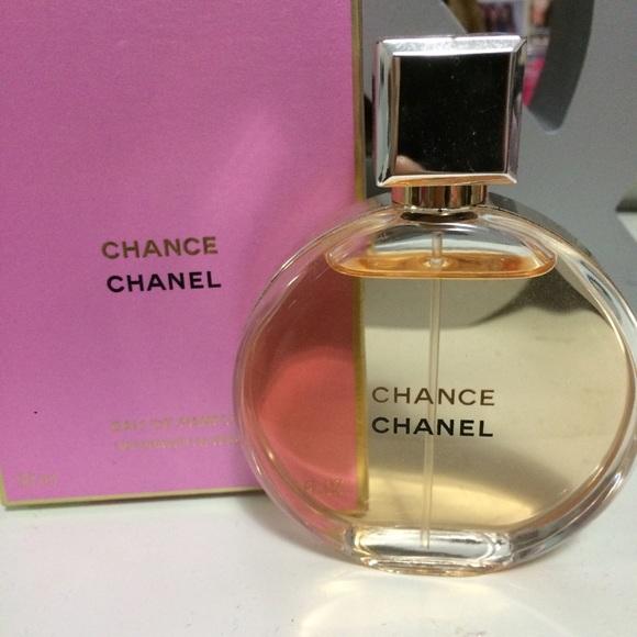 Chanel Accessories Sold Chance Perfume 50 Ml 17 Fl Oz Poshmark