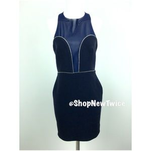Bec & Bridge Dresses & Skirts - New! Bec n bridge magnetic mesh navy dress