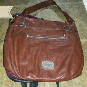 Liz Claiborne brown purse