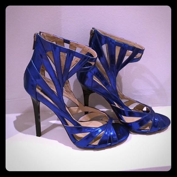 cf5fd3d429f Jimmy Choo Shoes - HP Jimmy Choo for H M caged heels