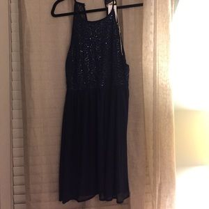 Ya Los Angeles Dresses & Skirts - Navy sequin dress