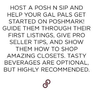 Posh N Sip Other - Posh N Sip — Hosts Wanted! #2