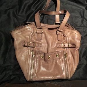 yves saint laurent evening bags - 32% off Saint Laurent Handbags - Barely used Saint Laurent tote ...
