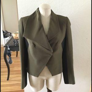 J. Mendel Jackets & Blazers - J. Mendel olive blazer
