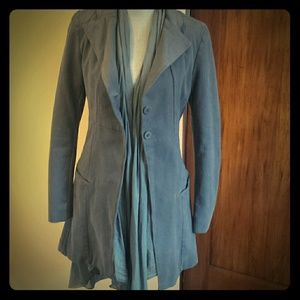 European Culture Jackets & Blazers - Tailored Jacket with layered look to it