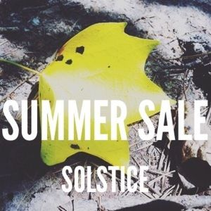 🍁End of Summer Sale!!! 🍁