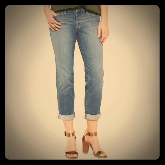 c2206ef4 Denizen Jeans | Hp Soft Modern Straight Crop | Poshmark