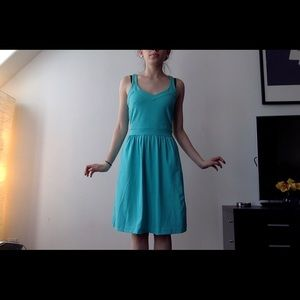 Blue Cynthia Rowley Dress