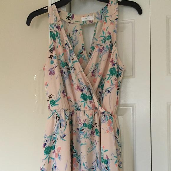dde04acc62 Nordstrom Lush Floral Spring Dress
