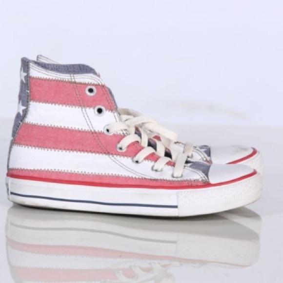 efd0e50f22f9 Converse Shoes - Red
