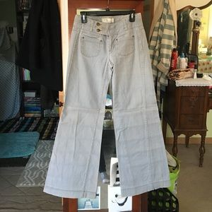 Wide Leg Jeans from Anthropologie