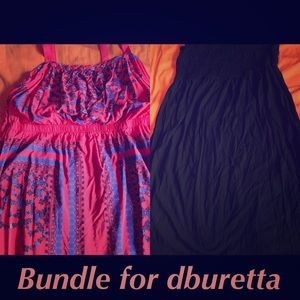 Bundle for dburetta