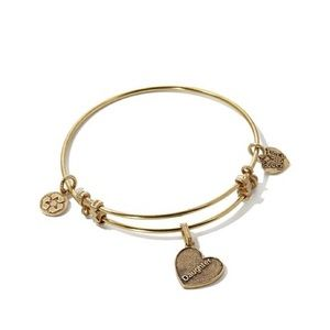 Angelica Jewelry - Gold Angelica Daughter Charm Bracelet