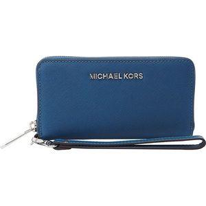 SOLD Michael Kors Jet Set Travel Wallet