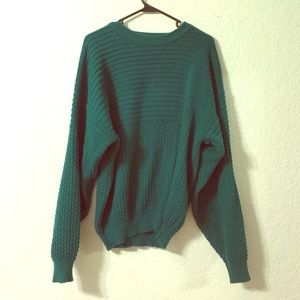 Sweaters - Real oversized batwing sweater