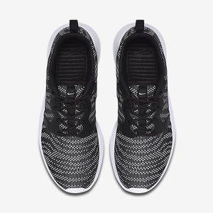 Nike Roshe Una Scarpa Maglia Jacquard Delle Donne Clip In Bianco E Nero O4TSsCcY