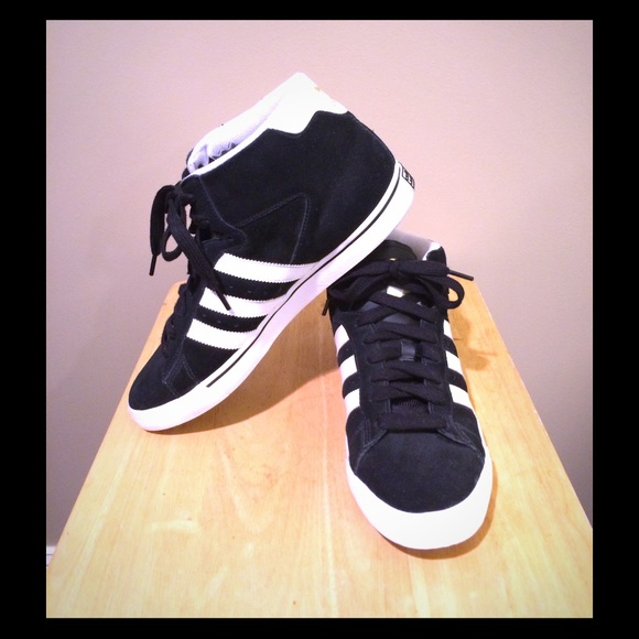 Adidas Other - Adidas Skateboarding Campus Hi Sneakers (Men s) 59ab94f43d45