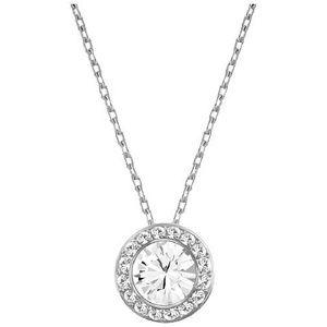 {swarovski} crystal angelic pendant