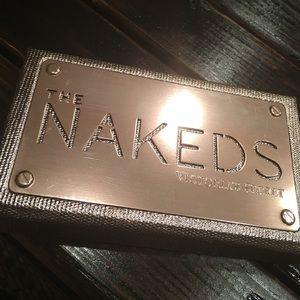 VS Makeup The Nakeds Eyeshadow Palette