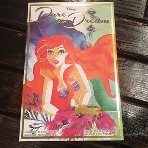 Disney Dare To Dream Ariel Beauty Book