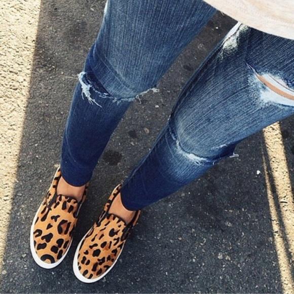 ca91329d0 Steve Madden Ecentric Leopard Sneakers. 🐯. M_56e3a03cf092825872010cf6