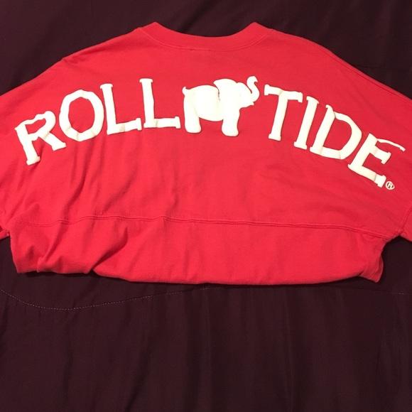 buy popular 40c8e 5eefc university of Alabama Crimson tide spirit jersey
