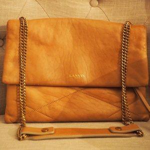 Used Lanvin Medium Sugar Shoulder Bag