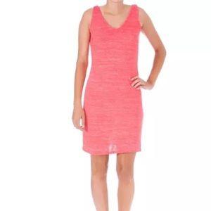 Three Dots Dresses & Skirts - NWOT Three Dots pink tank dress