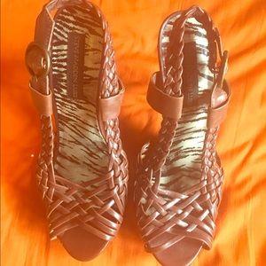NBW | Sling Back Sandals, Sz 11