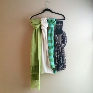 Two Scarf Bundle