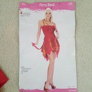 Other - Flirty Devil Costume NWT
