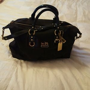 Authentic Coach purse NWOT