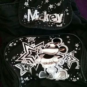 Mickey Mouse mini backpack!