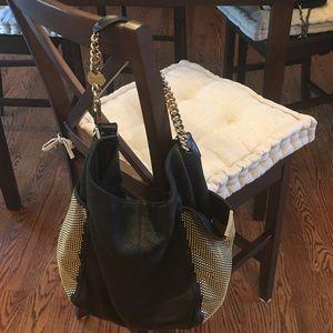 Jimmy Choo Handbags - Jimmy Choo Leather Studded Bag