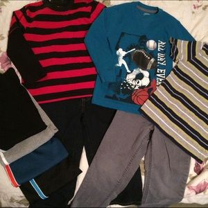 Toddler Boy 5T Clothes at Macy's come in variety of styles and sizes. Shop Toddler Boy 5T Clothes at Macy's and find the latest styles for your little one today.