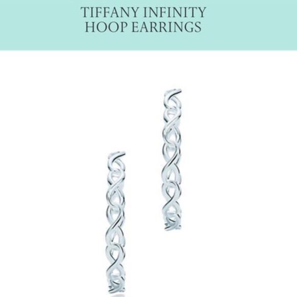 15ec79d1a M_57170540c6c7957ab301a5df. Other Jewelry you may like. TIFFANY HOOP  EARRINGS - STERLING SILVER