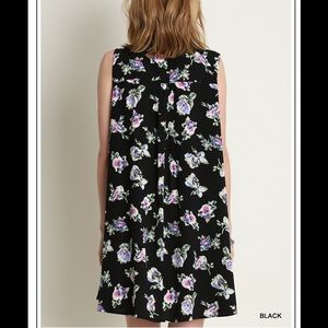 ❗️Floral Tank Slip Tunic Dress