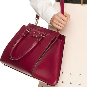 Kate Spade Wellesley bag