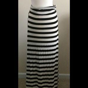 Soft skirt.