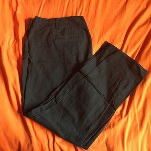 Black ON Plus Pants, Size 20