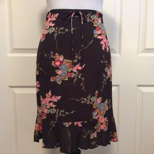 Lucy Love Dresses & Skirts - Floral Trumpet Skirt